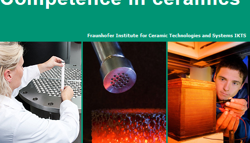 Knowledge Management by Fraunhofer Institute for Ceramic Technology and Systems IKTS